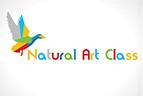 Natural art class